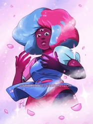 Garnet is Born by HazuraSinner