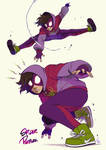 Spider Purpura by HazuraSinner