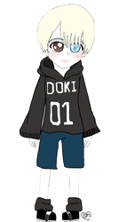 .:* TDR: DokiDoki's Finalized Outfit *:. by candydandylover
