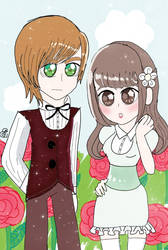 .:* TDR2: Lovers in the Woods? *:. by candydandylover