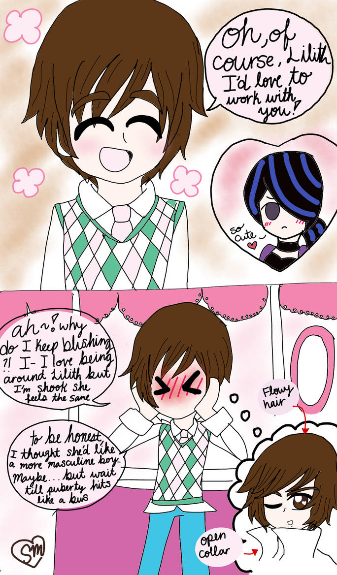 .:* TDR2: You Make Me Blush *:. by candydandylover