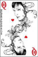 queen of hearts by vasodelirium