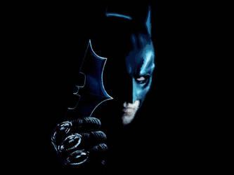 Dark Knight FINISHED by ThatWeirdDude