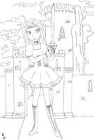 Moriko by Enolla