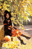 Halloween Witch Lolita 9 by Enolla