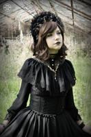 Gothic Garden 2 by Enolla