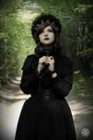 Gothic Garden 3 by Enolla