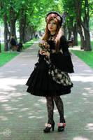 Classic Rose Lolita 1 by Enolla