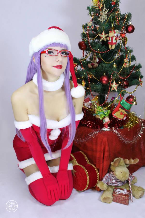 Santa Ayame Sarutobi from Gintama 3 by Enolla
