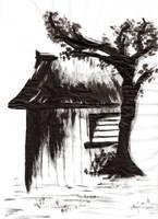 Ink Hut by Shennaniah