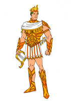 Apollo by Comicbookguy54321