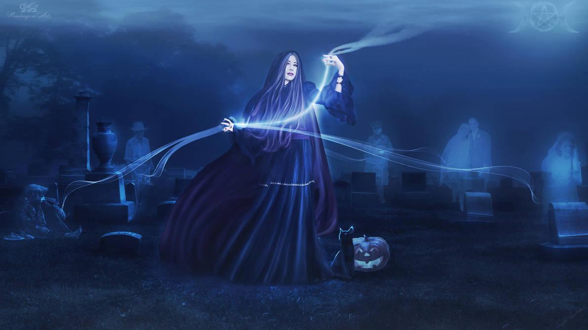 Veil Weaver  by Pendragon-Arts