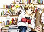Eric Azumi- Like One of Us by Azureluck