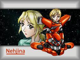 Cyber Knight Doctor Nehj by Cecihoney