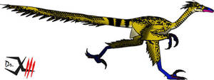 North American Troodon by Dr-XIII