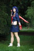 Ryuko Matoi - Kill La Kill by Natsuno-Yuuki