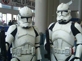 Clone Troopers by thejediknight1