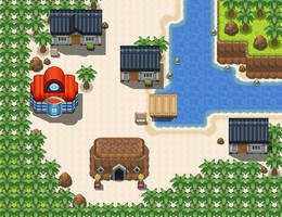 Dewford Town remake by Mucrush