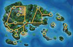Hoenn BW styled map by Mucrush