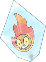 Fakemon Contest Entry: Ignice by Mucrush