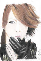 the GazettE: Ruki by kikyo53