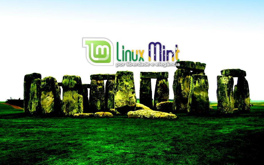 To Linux Mint Brazil [g by malvescardoso