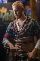 Olgierd Von Everec cosplay by a1astor
