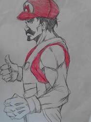 Mario 64  by KarmenDaWulff