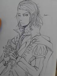 Vampire Lorde by KarmenDaWulff
