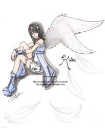 Wings of an Angel by sorahanaki