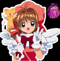 Cardcaptor Sakura Render Sticker by xXLolipopGurlXx