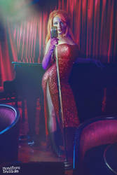 Jessica Rabbit by DannyBocabit