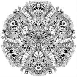 Eldritch Mandala by jasonWeek