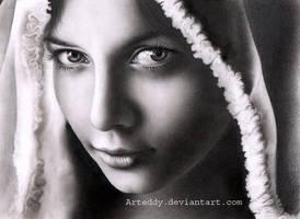 La luz de la mujer by Arteddy