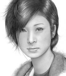 Aya Ueto by Arteddy