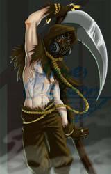 scarecrow II by LindseyWagner