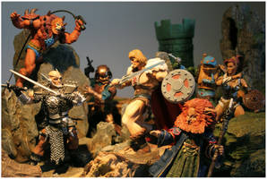 MOTU - Hunters and defenders by McMuth