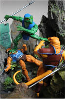 MOTU - Agile lizard by McMuth
