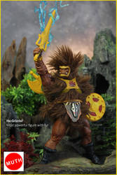 MOTU - He-Grizzlor by McMuth