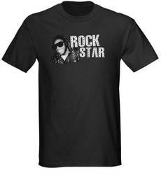 Benny The Rock Star by azngunit81
