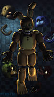 FNAF SFM | Things just fall apart, they always do. by Thrakirzod