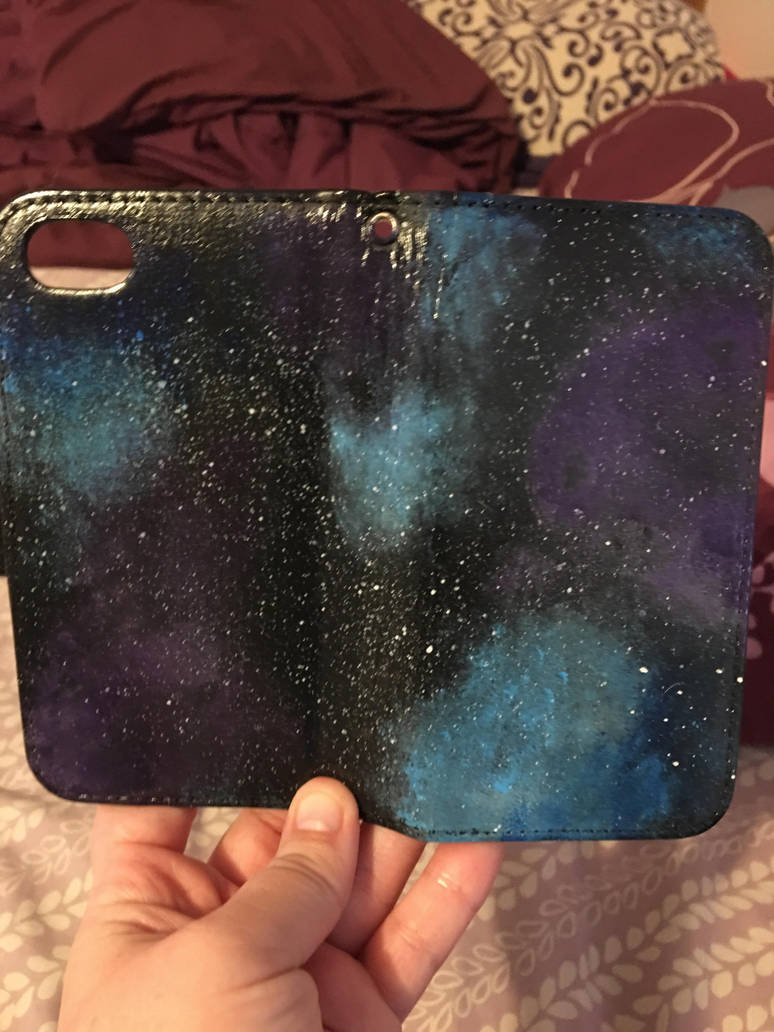Custom Galaxy Phone Case 1 by TyTheNaught