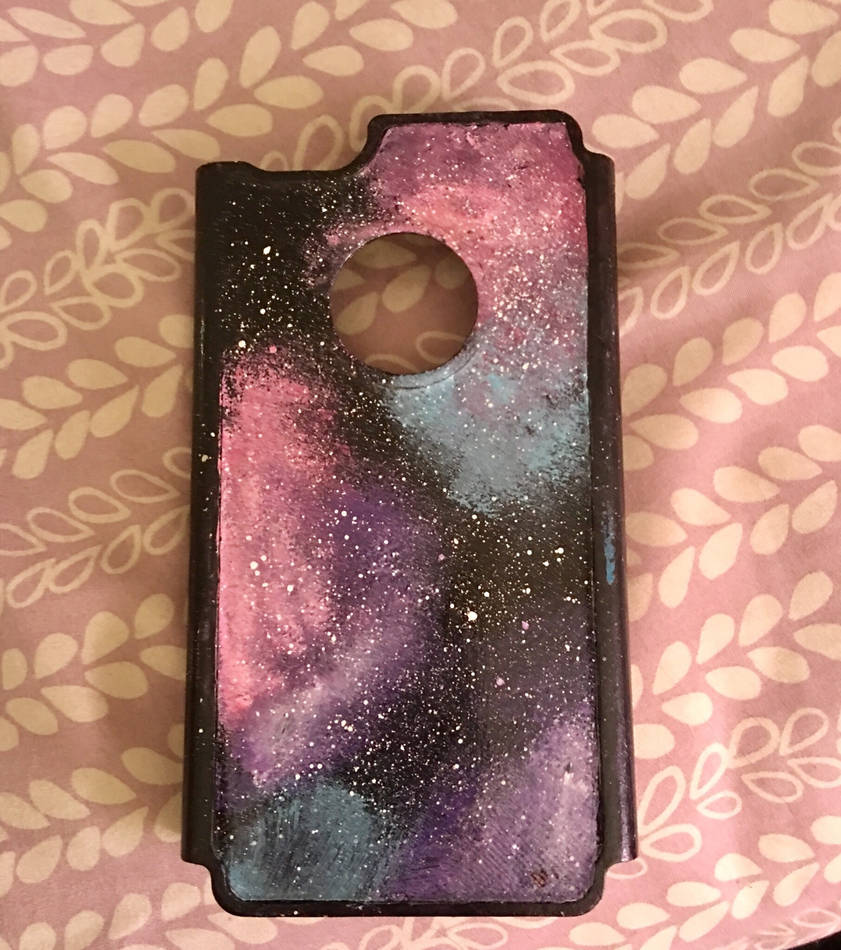 Custom Galaxy Phone Case 2 by TyTheNaught