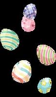 Huevos de pascua [PNG random] 3 by Keary23