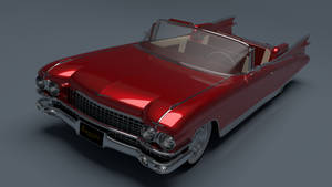 Cadillac Eldorado Biarritz (1959)  #1 by HerrHans