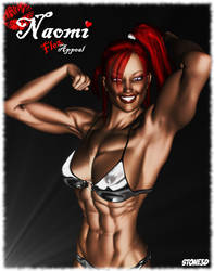 Flex Appeal Naomi by Stone3D