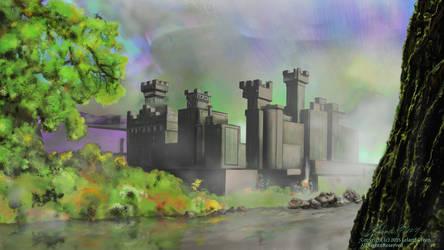 Shore Castle by LelandGreen