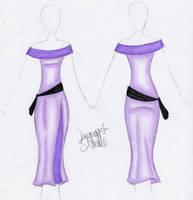 Vikky Dress Design by Zaratulah