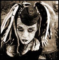 Vintage Doll by MansonSlave