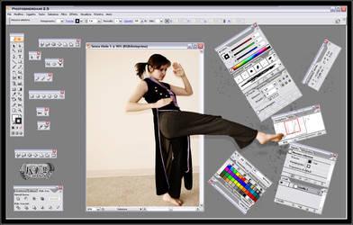 Photoshoppami il metacarsio by KaJu-MANIA